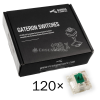 Glorious PC Gaming Race Gateron Green Switches (120 Stück)