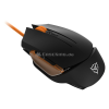 Thunder X3 TM10 Gaming Maus - schwarz/orange