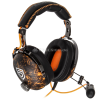 Arctic P533 PENTA Gaming Headset - schwarz/orange