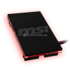 King Mod RGB HB SLI-Bridge (2-Way) MSI Edition - 60 mm