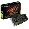 Gigabyte GeForce GTX 1050 Ti WindForce 2X OC, 4096 MB GDDR5