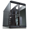 Raijintek PAEAN Benchtable / Showcase - schwarz Window
