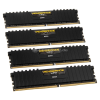 Corsair Vengeance LPX Series schwarz DDR4-2400, CL14 - 16 GB Quad Kit