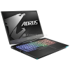 Gigabyte AORUS 15-X9 7DE0252W, 39,62 cm (15,6 Zoll) High End Gaming Notebook