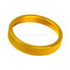 PrimoChill CTR Phase II Compression Ring, Rillen - gold