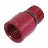 innovatek Auslass-Adapter Eheim 1048 auf IG 1/4 - red