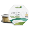 Voltivo ExcelFil 3D Druck Filament, TECH, 1,75mm - Bronze