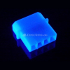 AC Ryan 4-Pol Molex Male UV Blue