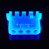 AC Ryan 4-Pol T-Molex Female UV Blue
