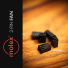 MDPC-X 3-Pin Fan Connector by Molex - schwarz