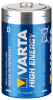 Varta® Batterie, High Energy (Alkaline), LR20 (D), 1,5V, 1er Pack in Folie