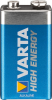 Varta® Batterie, High Energy (Alkaline), 6LR61, 9V, 1er Pack in Folie