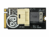 Adapter M.2 Key M > SFF-8643 NVMe horizontal 2242 , Delock® [63918]