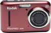 Kodak Friendly Zoom FZ43 red Digitalkamera 16.15 Mio. Pixel Opt. Zoom: 4 x Rot