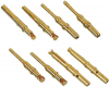 MH Connectors Buchsenkontakt AWG min.: 28 AWG max.: 20 Messing MHDM-STF