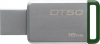 Kingston DT50 USB-Stick 16GB Silber DT50/16GB USB 3.1