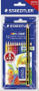 Staedtler Farbstift Noris Club® 144 Promotion Set sechskant 61 SET6 12St.