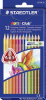 Staedtler Farbstift Noris® Club 127 Set dreikant 127 NC12 12St.