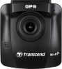 Transcend DrivePro 230 Dashcam Blickwinkel horizontal max.=130° 12 V, 24V Mikrofon, Display