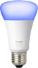 Philips Lighting Hue LED-Leuchtmittel (einzeln) EEK: A+ (A++ - E) White and color ambiance E27 10W R