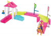 Barbie On The Go Pony-Rennen Spielset FHV66