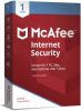 McAfee Internet Security 1 Device Vollversion, 1 Lizenz Android, iOS, Mac, Windows Antivirus, Sicher