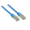 Good Connections Patch Netzwerkkabel RJ45 CAT6 250MHz 3m blau