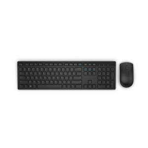Dell Wireless Tastatur und Maus KM636 deutsch (580-ADFO)
