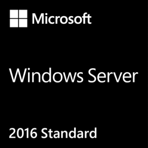 Windows Server 2016 Standard 24 Core 64Bit DE COEM DVD