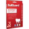 BullGuard Internet Security 2017 3 Device 1 Jahr MiniBox Attach