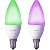 Philips Hue White and Color Ambiance E14 LED Kerze Doppelpack (RGBW)