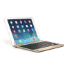 Brydge 9.7 Bluetooth Tastatur für iPad Air/Air 2/Pro/New2017 gold