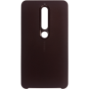 Nokia 6.1 - Soft Touch Case CC-505, Iron Red