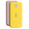 Nokia 1 - X-Press On Cover (Dual Pack) XP-150, Pink & Yellow