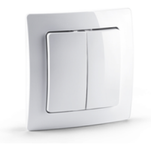 devolo Home Control Funkschalter (Smart Home, Z Wave, Hausautomation, Schalter)