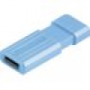 Verbatim Pin Stripe USB-Stick 32GB Blau 49057 USB 2.0