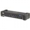 ATEN CS1784A-AT-G 4 Port KVM-Umschalter DVI USB 2560 x 1600 Pixel
