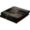 Software Pyramide Skin für PS4 Konsole Rusty Metal Cover PS4