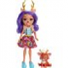 Mattel Enchantimals Danessa Deer & Sprint FXM75