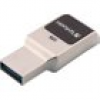 Verbatim Fingerprint Secure - AES Hardware Encryption USB-Stick 64GB 49338 USB 3.0