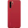 HUAWEI Silicone Case Backcover P30 Pro Rot