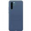 HUAWEI Silicone Case Backcover P30 Pro Blau