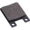 Point DS-05 Disk-Brake-Pads 2 St. Schwarz