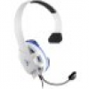 Turtle Beach Recon Chat Gaming Headset 3.5mm Klinke schnurgebunden Over Ear Weiß, Blau, Schwarz