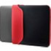HP Notebook Hülle Notebook Sleeve Black/Red Passend für maximal: 35,6cm (14 ) Rot, Schwarz