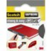 3M Strong & Easy 4105S19 Gewebeklebeband Scotch® Silber (L x B) 3m x 19mm 3m
