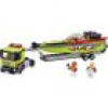 60254 LEGO® CITY Rennboot-Transporter