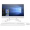 HP 22-c0016ng 54.6cm (21.5 Zoll) All-in-One PC AMD A6 A6-9225 4GB 256GB SSD AMD Radeon R4 Windows®