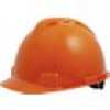 B-SAFETY Top-Protect BSK700O Schutzhelm belüftet Orange EN 397