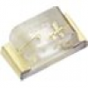 Kingbright KPHHS-1005SYCK SMD-LED 0402 Gelb 150 mcd 120° 20mA 2V